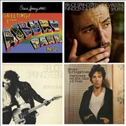 Click here for more info about 'Bruce Springsteen - 1973-1987 Studio Albums'