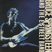 Click here for more info about 'Bruce Springsteen - 1981 Tour Programme + Ticket - Autographed'