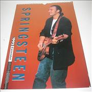 Click here for more info about 'Bruce Springsteen - 1992 Calendar'