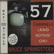 Click here for more info about 'Bruce Springsteen - 57 Channels (And Nothin' On)'