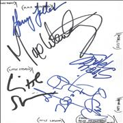 Click here for more info about 'Bruce Springsteen - Autographs'