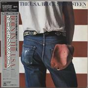 Click here for more info about 'Bruce Springsteen - Born In The U.S.A. + Obi'