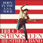 Click here for more info about 'Bruce Springsteen - Born In The U.S.A. + Ticket Stub'