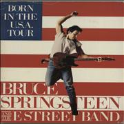 Click here for more info about 'Born In The USA - KCP Invitation/RTL Archive'