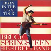 Click here for more info about 'Bruce Springsteen - Born In The USA Tour - Three Programmes'