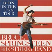 Click here for more info about 'Bruce Springsteen - Born In The USA Tour'