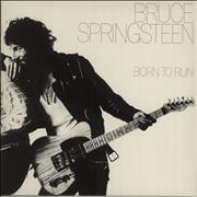 Bruce Springsteen Born To Run UK CD album