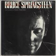 Click here for more info about 'Bruce Springsteen - Brilliant Disguise + Poster - Sealed'