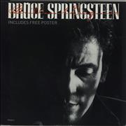 Click here for more info about 'Bruce Springsteen - Brilliant Disguise + Poster'