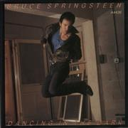 Click here for more info about 'Bruce Springsteen - Dancing In The Dark - Solid + Sleeve'