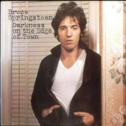 Click here for more info about 'Bruce Springsteen - Darkness On The Edge Of Town - 2nd'