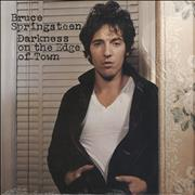 Click here for more info about 'Bruce Springsteen - Darkness On The Edge Of Town - Sealed'