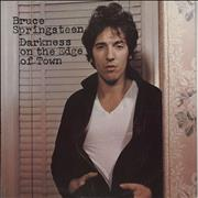 Click here for more info about 'Bruce Springsteen - Darkness On The Edge Of Town'