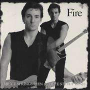 Click here for more info about 'Bruce Springsteen - Fire'