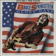 Click here for more info about 'Bruce Springsteen - Glory Days - Poster Sleeve'