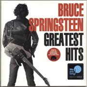 Click here for more info about 'Bruce Springsteen - Greatest Hits - RSD18 - Red Vinyl - Sealed'