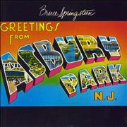 Click here for more info about 'Bruce Springsteen - Greetings From Asbury Park N.J. - Graduated'