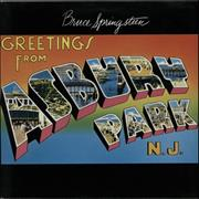 Click here for more info about 'Bruce Springsteen - Greetings From Asbury Park N.J'