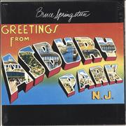 Click here for more info about 'Bruce Springsteen - Greetings From Asbury Park N.J - 180gm - Sealed'