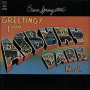 Click here for more info about 'Bruce Springsteen - Greetings From Asbury Park N.J.'