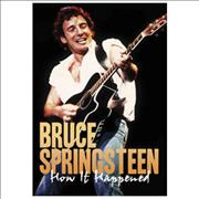Click here for more info about 'Bruce Springsteen - How It Happened'