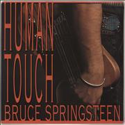 Click here for more info about 'Bruce Springsteen - Human Touch - EX'