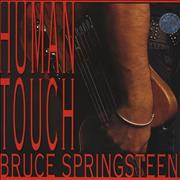 Bruce Springsteen Human Touch Netherlands vinyl LP