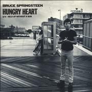 Click here for more info about 'Bruce Springsteen - Hungry Heart - Inj + P/S'