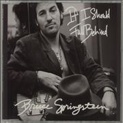 Click here for more info about 'Bruce Springsteen - If I Should Fall Behind'
