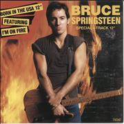 Click here for more info about 'Bruce Springsteen - I'm On Fire'