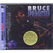 Bruce Springsteen In Concert - MTV Plugged Japan CD album Promo