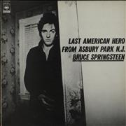 Click here for more info about 'Last American Hero From Asbury Park, N.J.'