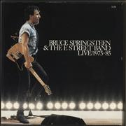 Click here for more info about 'Bruce Springsteen - Live 1975-1985 - EX'