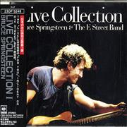 Click here for more info about 'Bruce Springsteen - Live Collection - 1st + Obi'