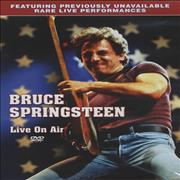 Click here for more info about 'Bruce Springsteen - Live On Air'