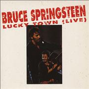 Click here for more info about 'Bruce Springsteen - Lucky Town (Live)'