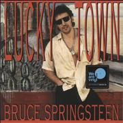 Click here for more info about 'Bruce Springsteen - Lucky Train - Sealed'