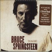 Bruce Springsteen Magic UK CD album