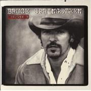 Bruce Springsteen Missing - 2-track Austria CD single