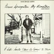 Click here for more info about 'Bruce Springsteen - My Hometown'
