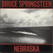 Click here for more info about 'Bruce Springsteen - Nebraska - 1st - EX'