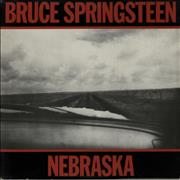 Click here for more info about 'Bruce Springsteen - Nebraska - red label'