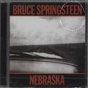 Click here for more info about 'Bruce Springsteen - Nebraska - Sealed'