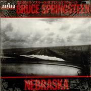Click here for more info about 'Bruce Springsteen - Nebraska - Top Obi'