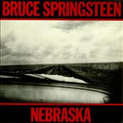 Click here for more info about 'Bruce Springsteen - Nebraska - 1st'