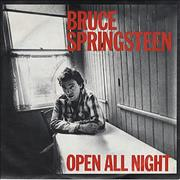 Click here for more info about 'Bruce Springsteen - Open All Night'