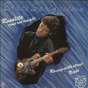 Click here for more info about 'Bruce Springsteen - Rosalita - EX'