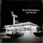 Click here for more info about 'Bruce Springsteen - Save My Love - Sealed'