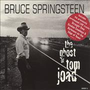 Click here for more info about 'Bruce Springsteen - The Ghost Of Tom Joad - Digipak'