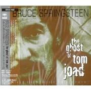 Bruce Springsteen The Ghost Of Tom Joad Japan CD single